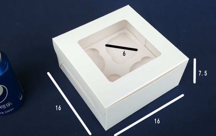 Find More Packaging Boxes Information about 50pcs 16*16*7.5cm 4 grid Packaging White cardboard Paper Muffin window Box For Candy\Cake\Dessert \party Packing boxes,High Quality paper box packaging,China paper box forming machine Suppliers, Cheap paper basketry from Fashion MY life on Aliexpress.com