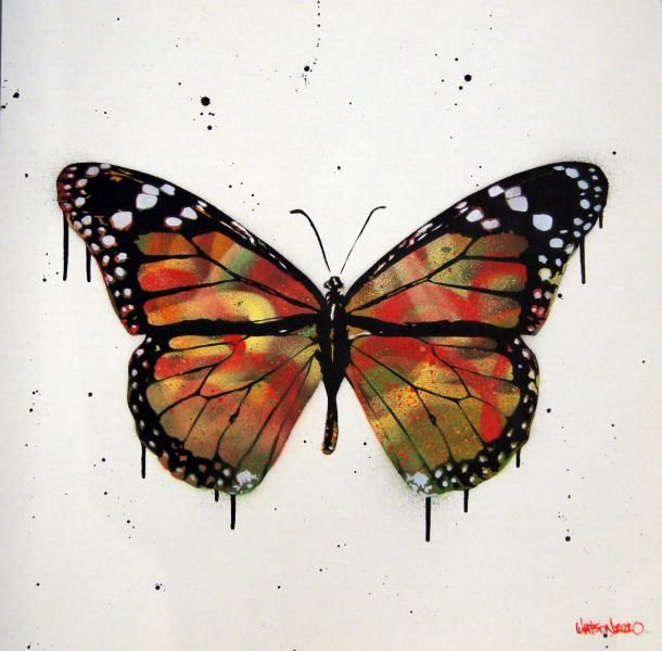 "Martin Whatson: ""BUTTERFLY"""