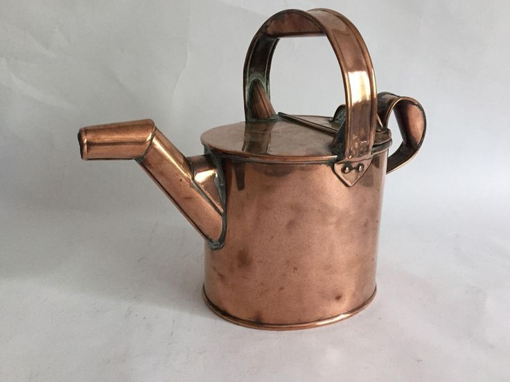 Image result for vintage copper small watering can
