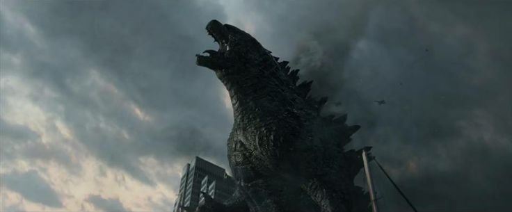 I got goosebumps the whole time Godzilla was on screen!  It was awesome, I LOVED this movie!!