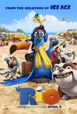 Rio :): Movie Posters, Full Movie, Rio De Janeiro, Kids Movie, Rio 2011, Rio Movie, Watches Movie, Favorite Movie, Movie Online