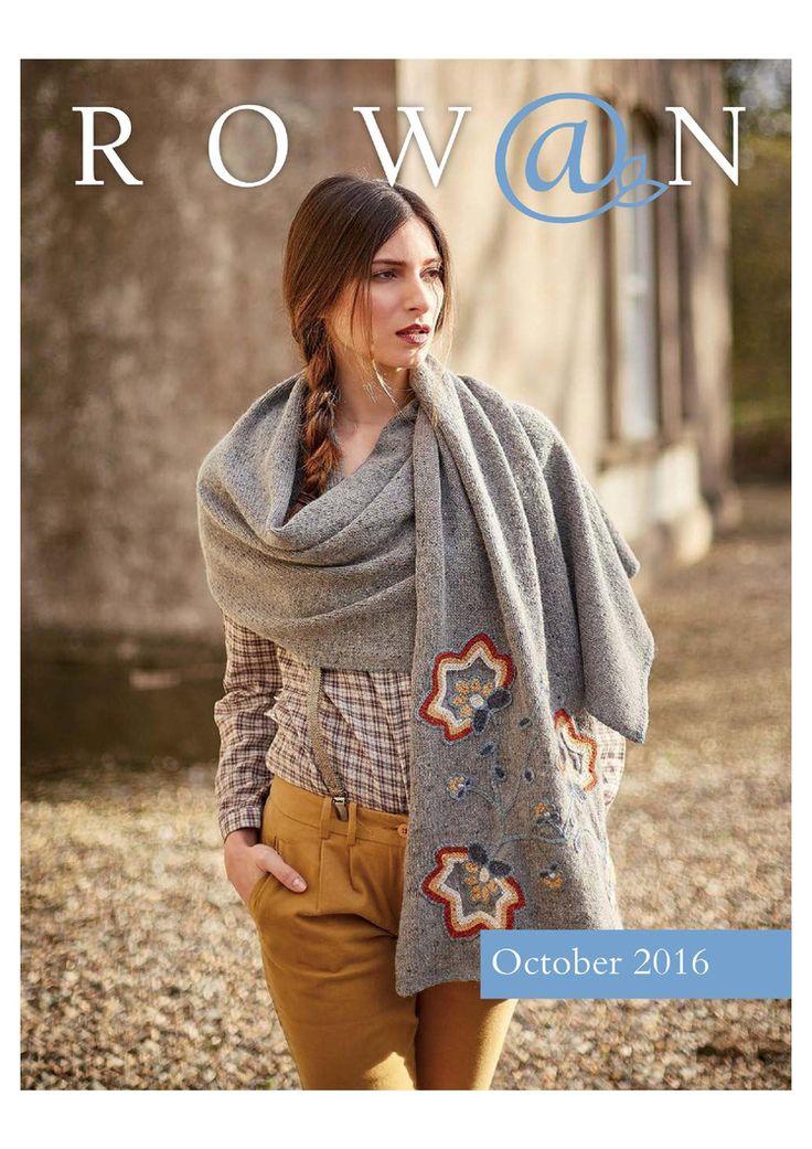 Rowan eNewsletter  October 2016 - 轻描淡写 - 轻描淡写