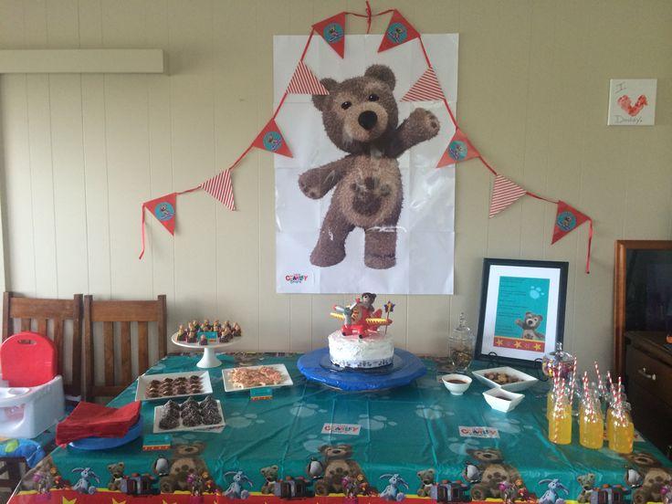 Little Charley Bear buffet