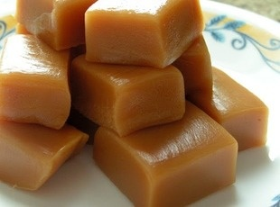 Heavenly Caramels Recipe/ I need to try this with non-dairy sweetened condensed milk! http://www.godairyfree.org/recipes/milk-subs/sweetened-condensed-milk-i