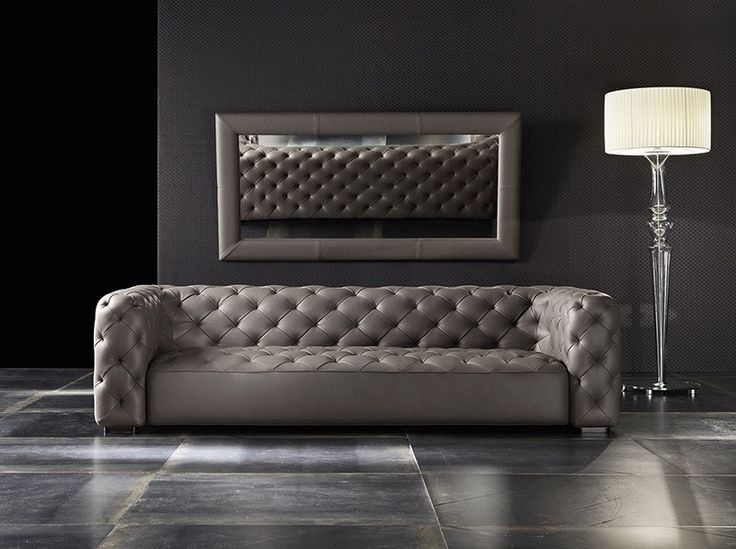 2016 Newest Design Imperial Tufted Italian Genuine Leather Sofa For Home, View italian leather sofas, Halsons Product Details from Foshan Shunde District Sangzi Import & Export Co., Ltd. on Alibaba.com