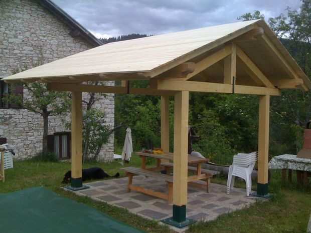 best 25 diy gazebo ideas on pinterest outdoor pergola pergola patio and gazebo - Gazebo Patio Ideas