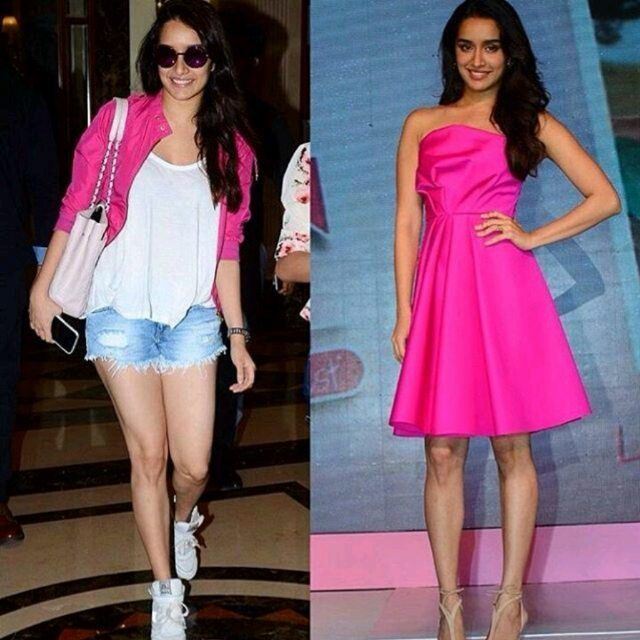 Shraddha Kapoor at the #VeetGirlsOnTheGo event today