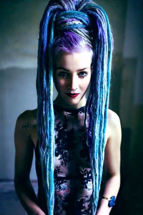 Custom Amp Premade Synthetic Dreads In 2019 Synthetic Dreads Dreads Rasta Hair