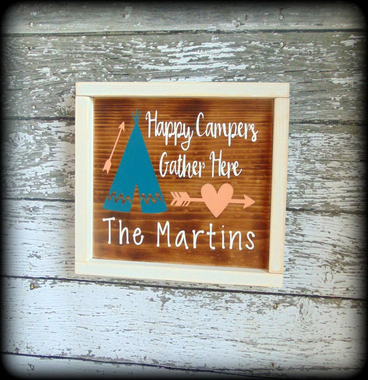 Best 25 Camper Signs Ideas On Pinterest Camp Signs