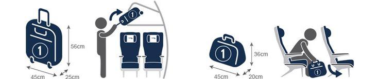 Baggage allowance British Airways