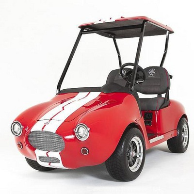 Shelby Cobra 427 Golf Cart
