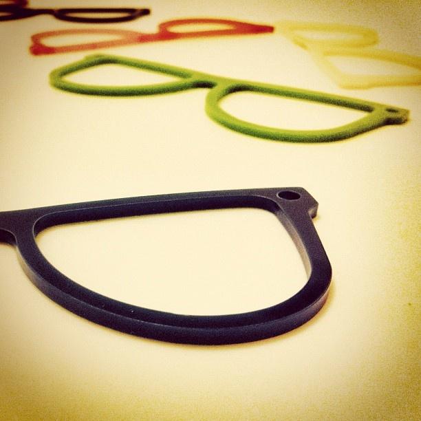 Ocean of glasses :).    For more, visit www.facebook.com/isafrosty