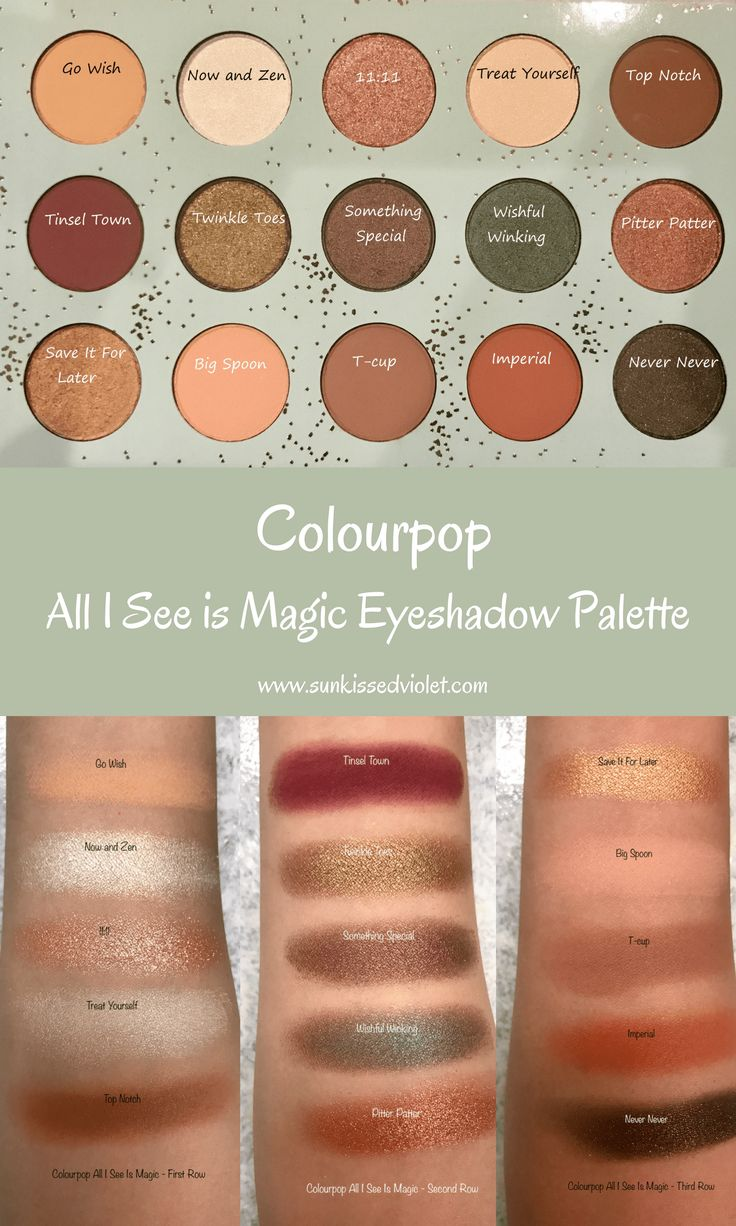 581 Best COLOURPOP Images On Pinterest