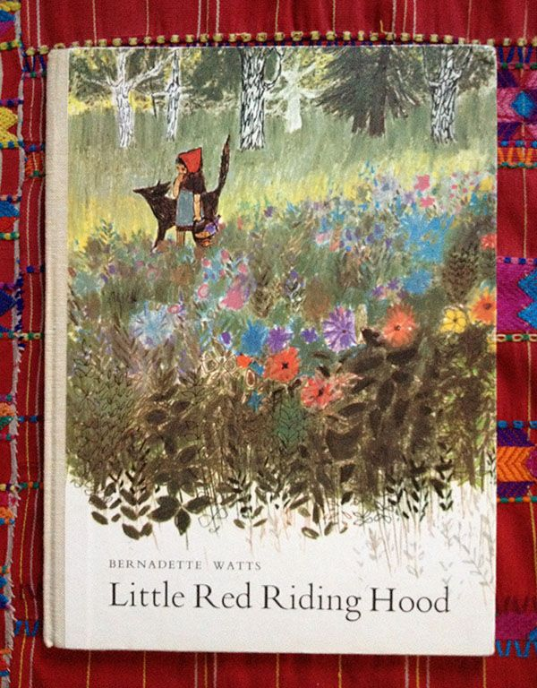 little red riding hood picture book pdf