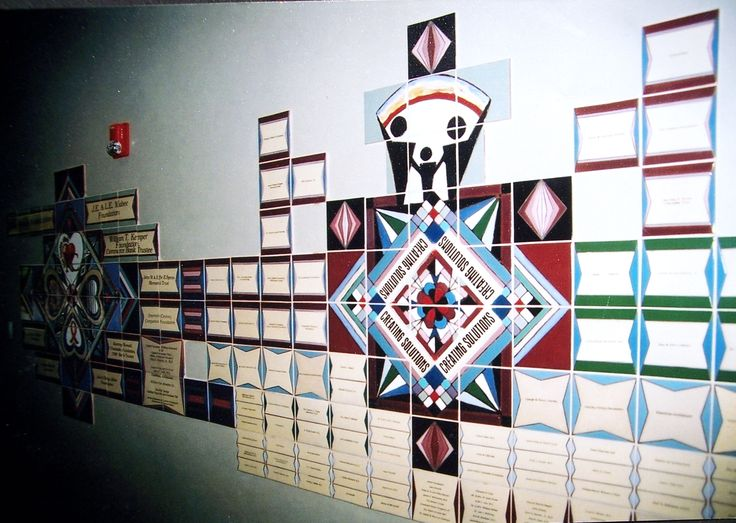 Payne Creations Creates Hand Painted Ceramic Tile Murals And Outdoor Art For Homes Buildings In Missouri Across The Us