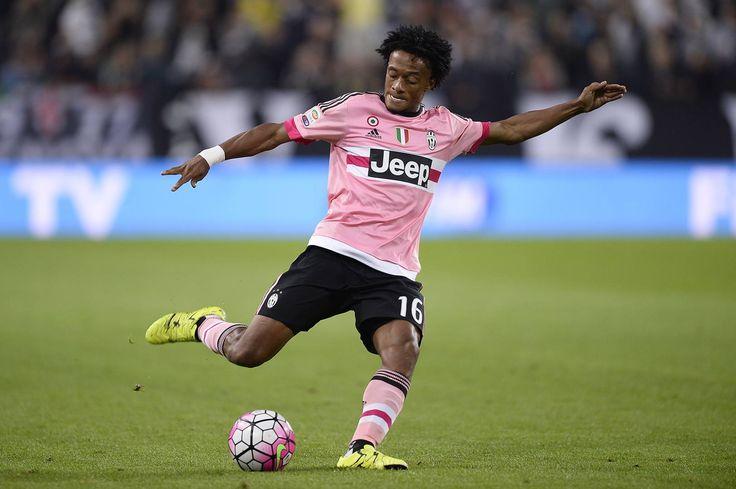 @Juventus Juan Guillermo Cuadrado #9ine