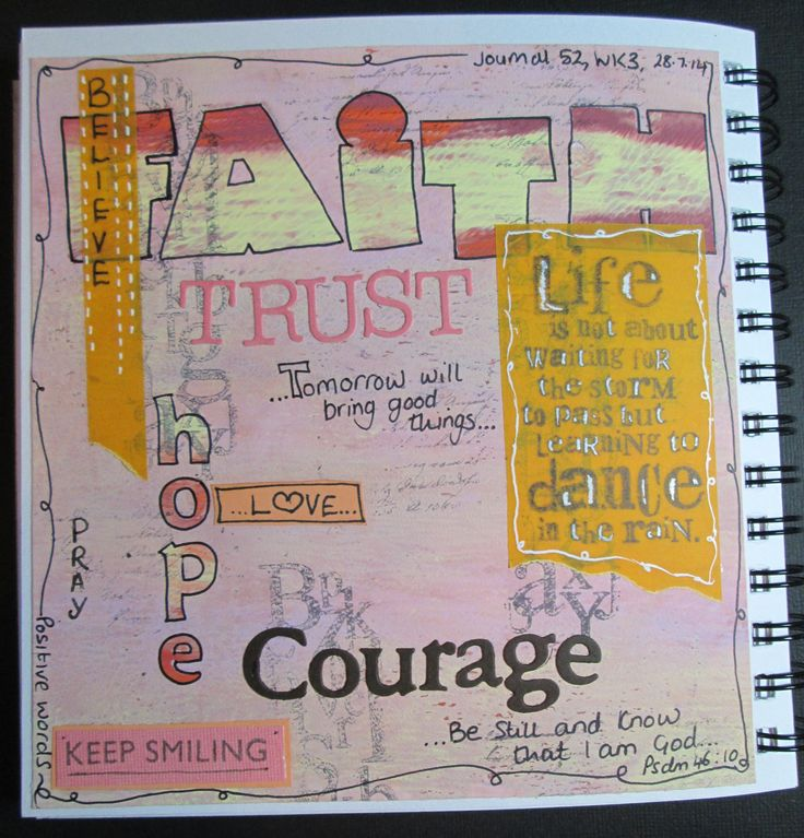 Journal 52 2014 - wk 30 positive words