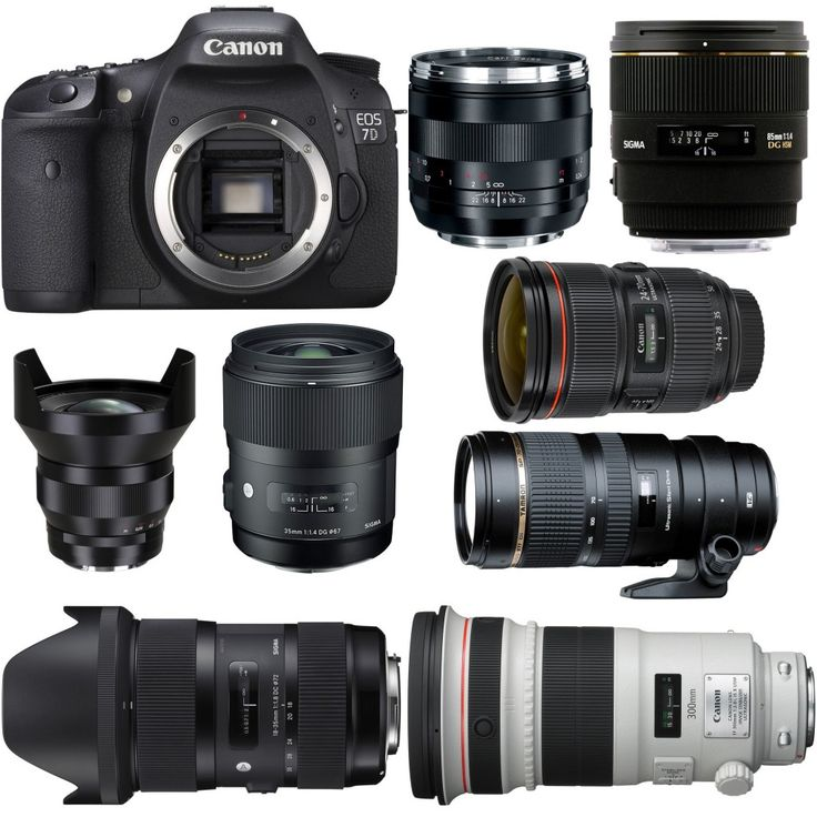 Best Lenses for Canon EOS 7D   Camera News at Cameraegg