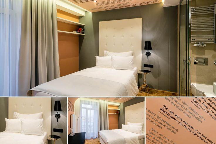 New design room in Pytloun Grand Hotel Imperial. Room 521 by Vít Janečka. #pytloun #design #room #hotel