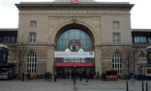 Hauptbahnhof, Mannheim, Germany