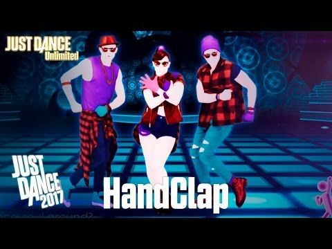 (206) Just Dance Unlimited - HandClap - YouTube