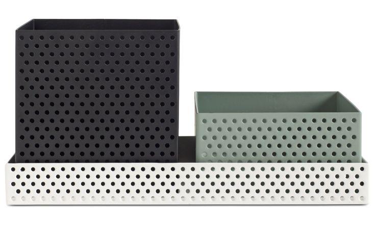 Small storage - Spotty storage box - BoConcept