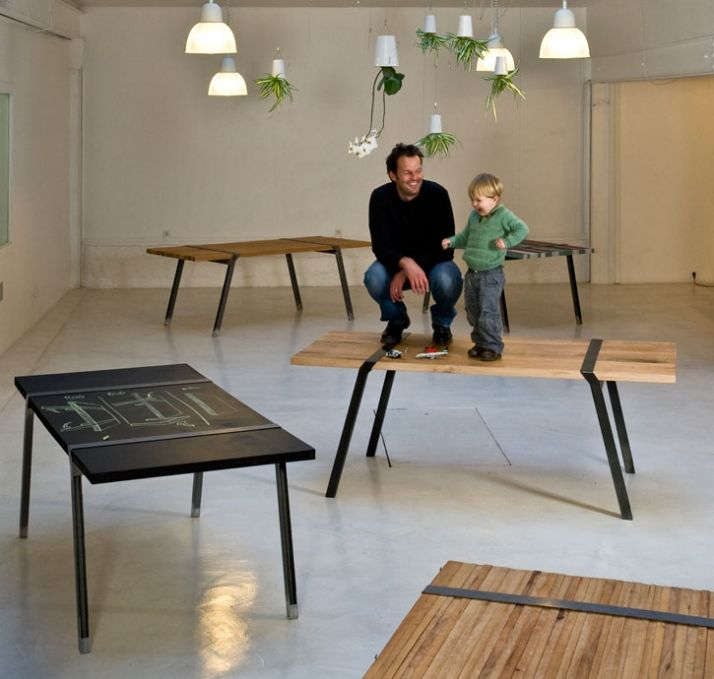 Pi Table By Roderick Fry For Moaroom
