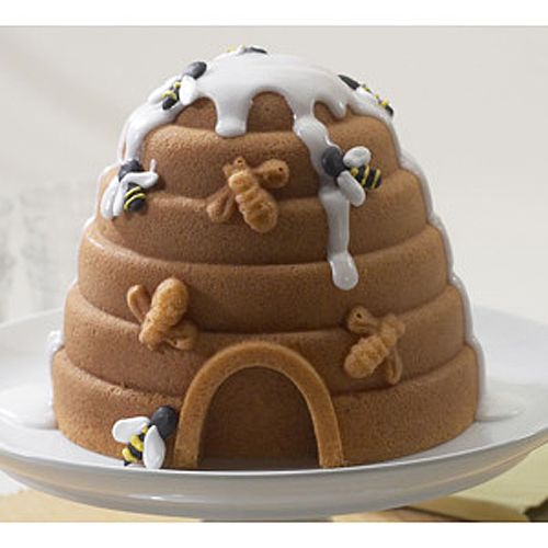 Recipe Beehive Cake