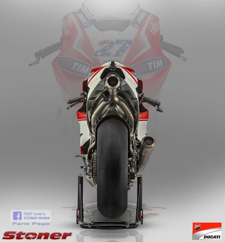 Casey Stoner GP16