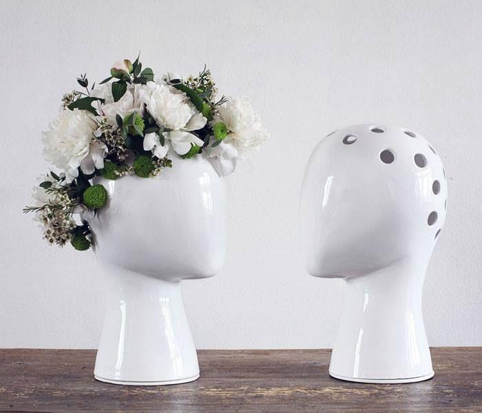 #Insoliti #vasi per #fiori: #ingegno e #creatività al #servizio della #botanica... #giardinaggio #vaso #arredamento  SCOPRI: http://www.tuttogreen.it/insoliti-vasi-per-fiori/