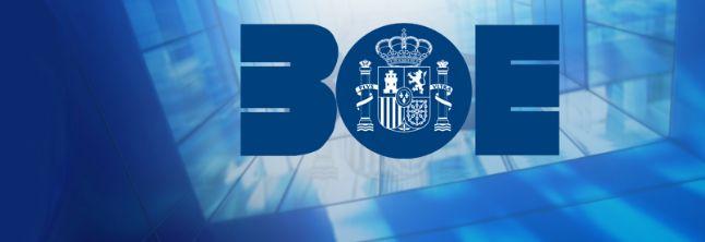 Boletin Oficial del Estado (BOE)