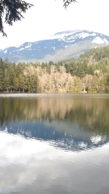 Alice Lake Squamish BC