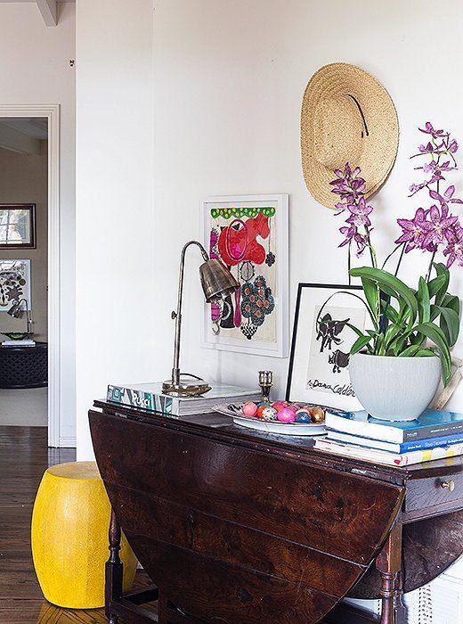 Inside The Exuberant Elegant Home Of Designer Lulu DK