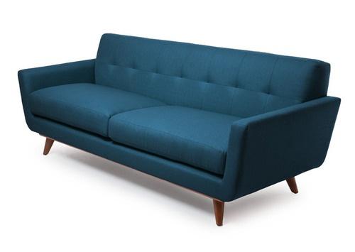 Mid Century Modern Couch Retro Sofa MidCentury Modern Love
