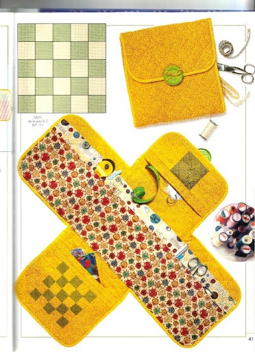 Patchwork bolsos - Tapaca 1 - Álbumes web de PicasaCostureros De Fieltro, Boss, Sewing, Patchwork Bolsos, Sewing Ideas, Crafts, Bags, Crafts