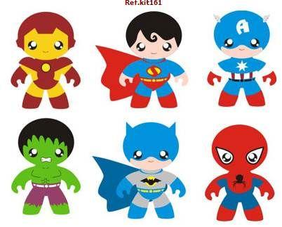 vinilos-decorativos-superheroes