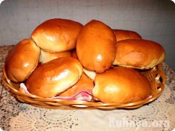 Пироги из сдобного теста - рецепт | Пироги и пирожки | Новогодние ...