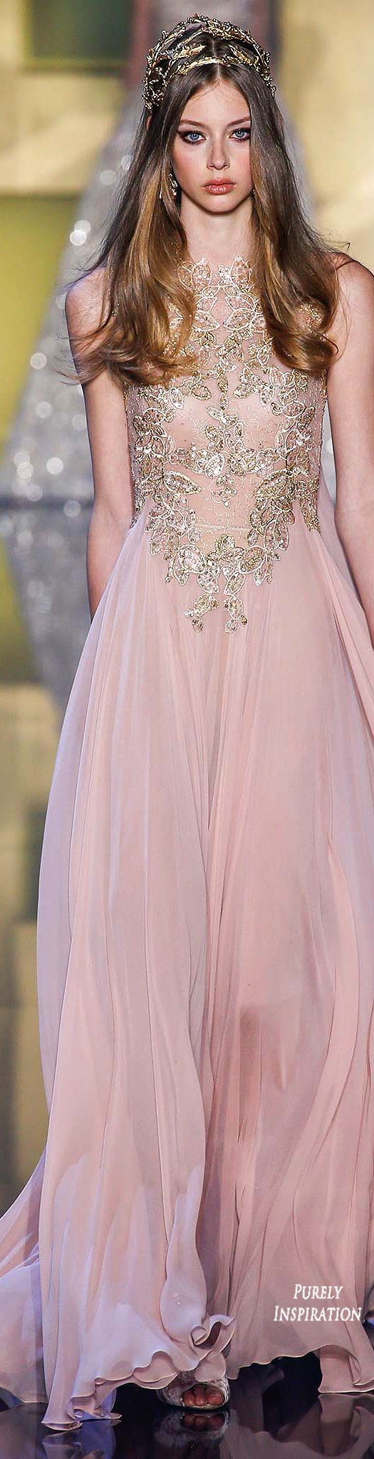 Elie Saab Haute Couture Fall 2015 | Purely Inspiration