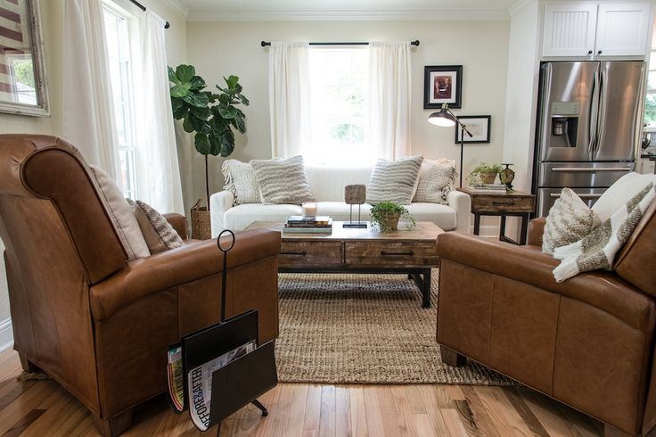 To stick to the traditional style, we went with a creamy white color paint throughout the entire main living space.