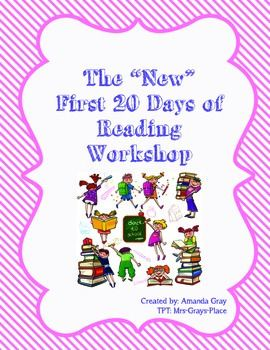 This resource is the complete first twenty days and is meant for the junior and intermediate classes. Part Fountas and Pinnell, part collaboration, this resource will help you take your students on the next step, beyond the primary level reading workshop.
