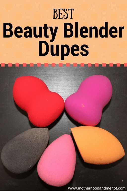 best beauty blender dupes from some of the top brands. Which beauty blender or beauty sponge is the best? Check out this post to find out.