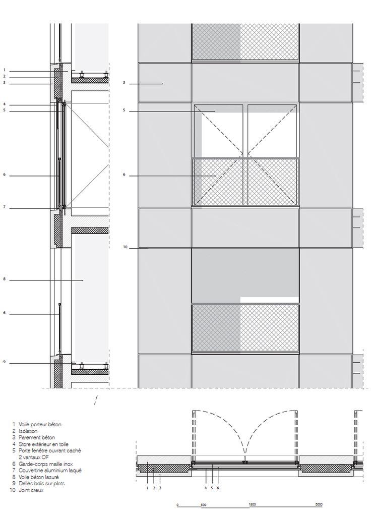 lan architecture / batignoles