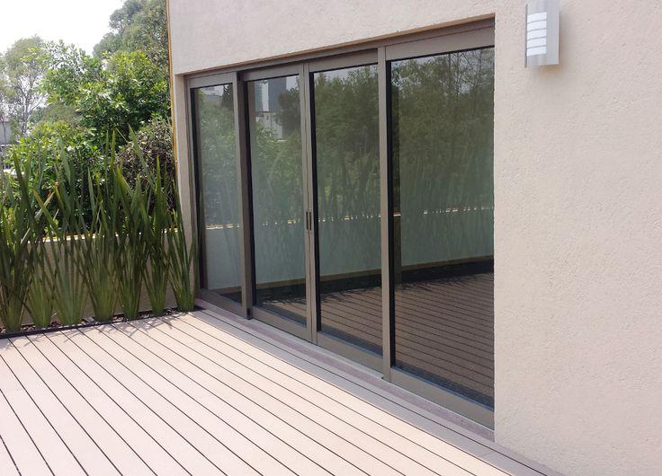 76 best puertas corredizas images on Pinterest Sliding doors, Bay