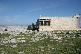 Atenas, Grecia, Acrópolis, Hito, Cultura