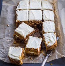 Ένα σπιτικό carrotcake που θα λατρέψουν μικροί και μεγάλοι