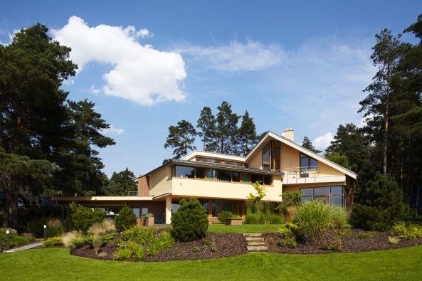 Jak navrhuje domy antiminimalista :-)