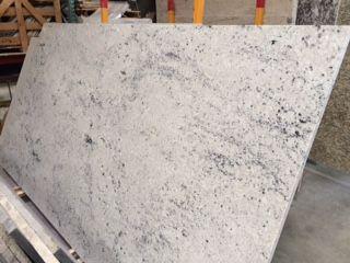 Cotton White Granite In 2019 White Granite Countertops
