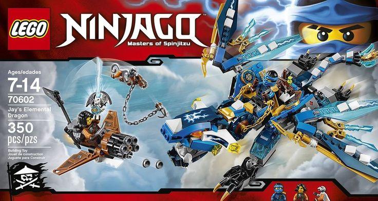 LEGO Ninjago Dragon Pirate Building Fun Toy For Kids Christmas Birthday Gift NEW #LEGO