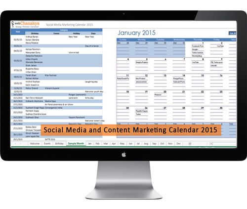 8 best Content Marketing Calendar images on Pinterest Content - what is a marketing calendar