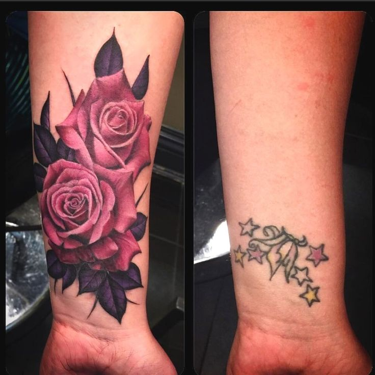 25 best best tattoo cover up ideas images on pinterest for Wrist cover up tattoo